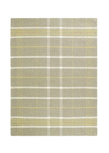 Winnie Collection Ochre luxurious rug