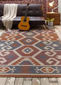 Kalim Collection Natural luxurious rug