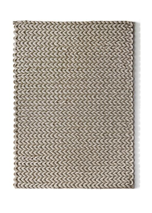 Urbane Collection grey whisper luxurious rug
