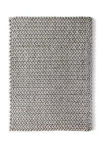 Urbane Collection Grey luxurious rug