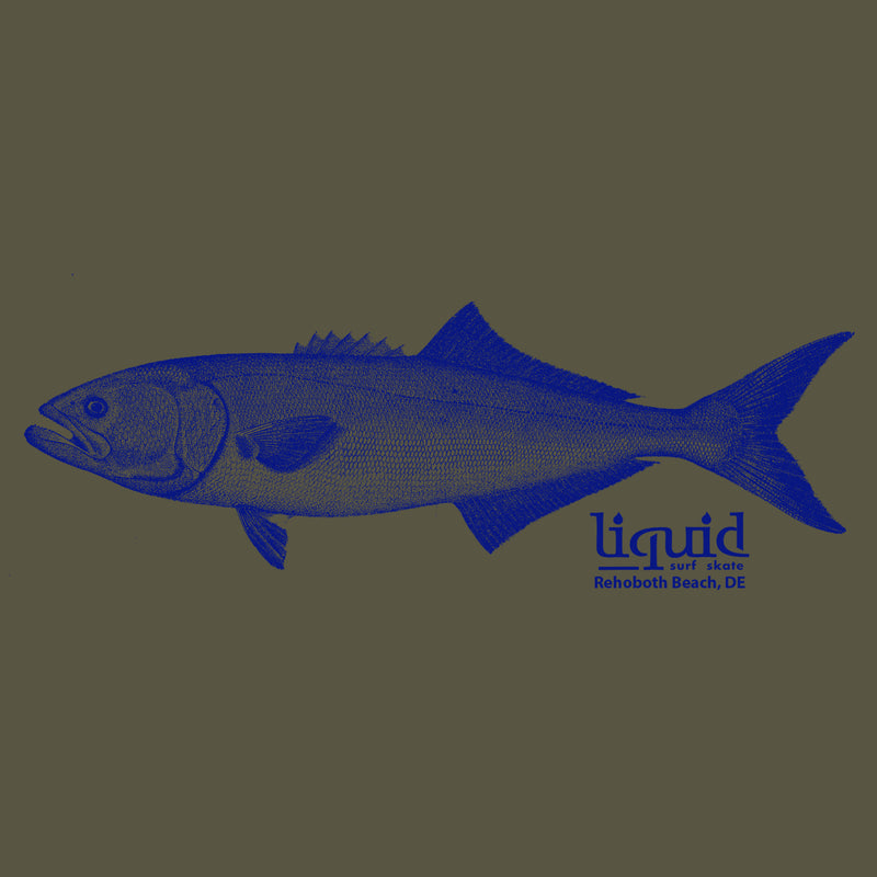 Liquid Fish Long Sleeve