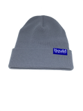 Liquid Solid Knit Beanie