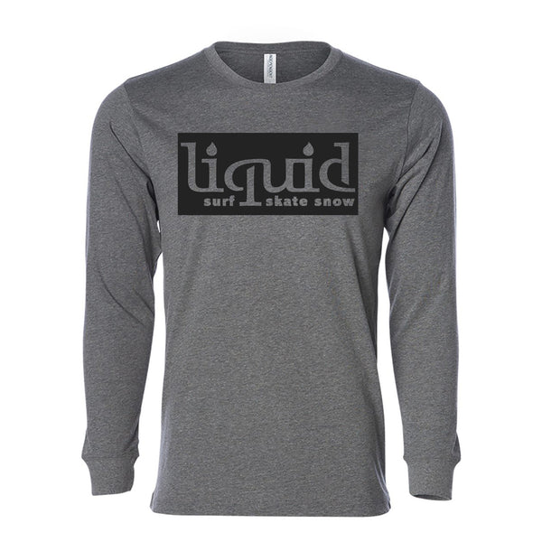 Liquid Block Tee Long Sleeve