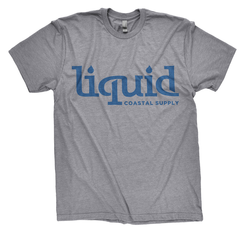 Liquid Coastal Supply Tee