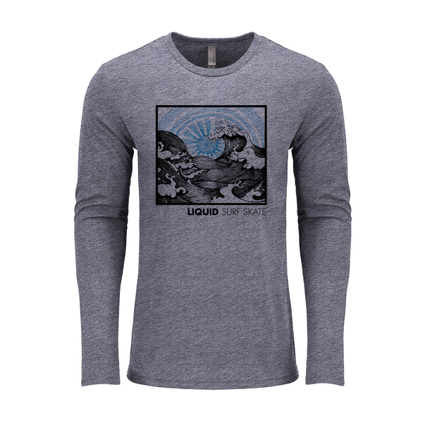 Liquid Tsunami Long Sleeve
