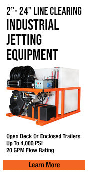 industrial jetting equipment