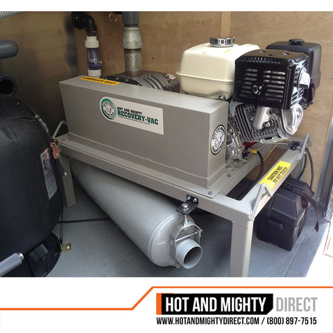 250 CFM Recovery Vacuum Sys
