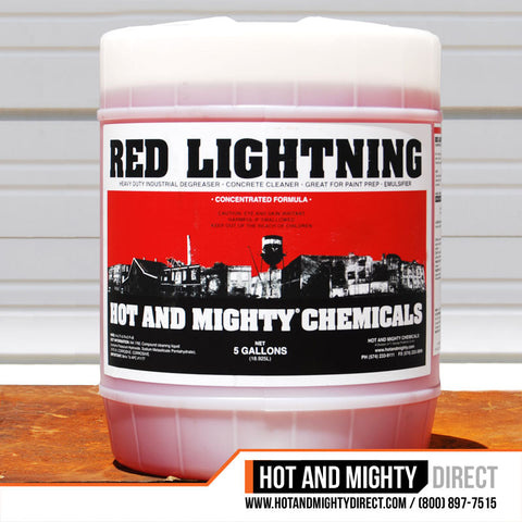 Red Lightning | Degreaser