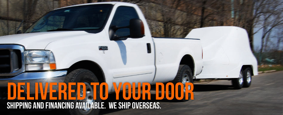 Shipping And Financing Available