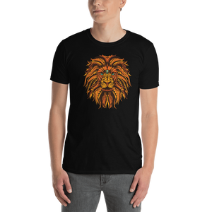Mandala Lion T-Shirt
