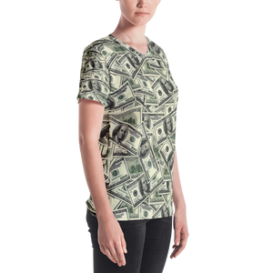 100 Dollar Bill Women's T-Shirt
