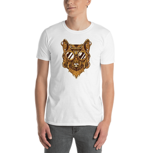 Steampunk Wolf T-Shirt