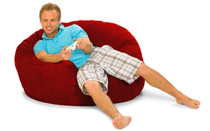 Giant Bean Bag 4' Round
