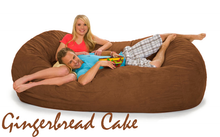 Bean Bag 7 ½ Gingerbread Cake Oval