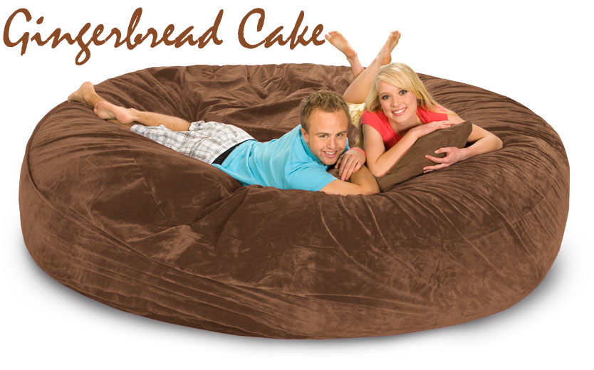 8 Ft Bean Bag The Largest Size You Can Get Gigantic