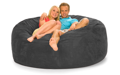 6 ft Bean Bag Love Seat