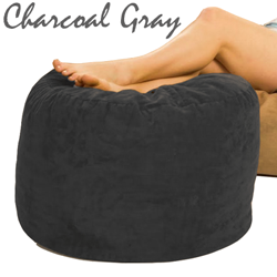Giant Bean Bag Charcoal Gray