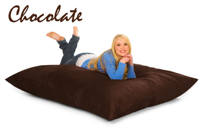 Bean Bag Pillow Chocolate