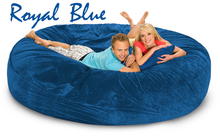 Royal Blue 8 ft Round