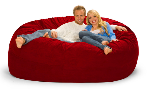 giant-bean-bags.com red
