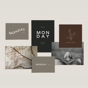 Monday Brand Suite - Carli Anna Brand Shop