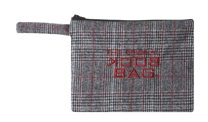 Necessaire Woolen Gray Scotish