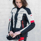 VOYAGER 4 LADY + Giacca Impermeabile - SPAZIO MOTO