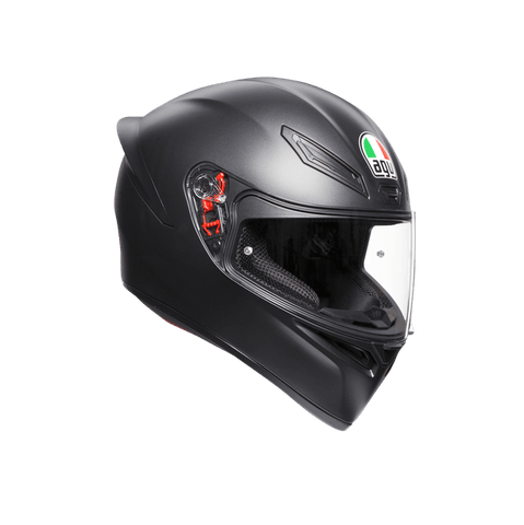 AGV K1 MATT BLACK CASCO INTEGRALE SPAZIO MOTO