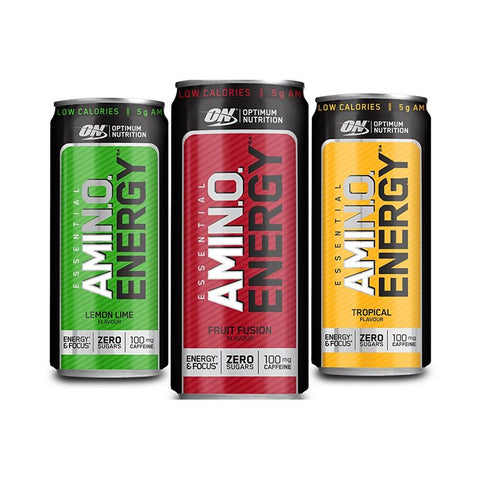 Optimum Nutrition Amino Energy RTD (Ready To Drink)