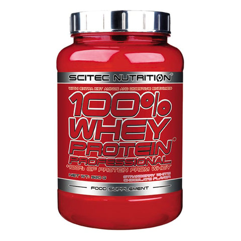 Scitec Nutrition Whey Professional - 920g