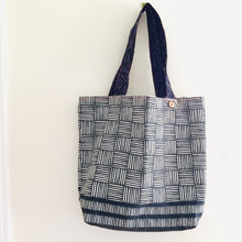 Load image into Gallery viewer, Copy of Swanning Around III  - Maxi Reversible Tote
