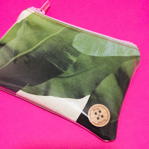 Banana Leaf - Coin Purse
