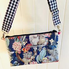 Load image into Gallery viewer, May Gibbs Navy - Purse Plus+ Strap