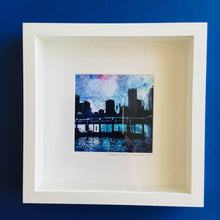Load image into Gallery viewer, The Brisbane River - Framed Print