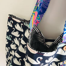 Load image into Gallery viewer, Copy of Tweety Blue - Maxi Reversible Tote