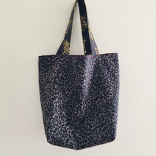 Load image into Gallery viewer, Strawberry Fields - Maxi Reversible Tote