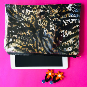 Tiger - Clutches and Coin Purse