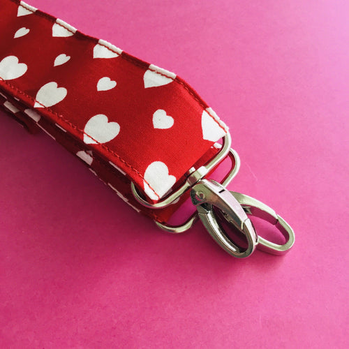 Red Heart - Adjustable Shoulder Strap