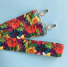 Load image into Gallery viewer, Full Bloom - Adjustable Shoulder Strap