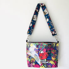 Load image into Gallery viewer, 90's Kids - Pouch Plus+ Strap