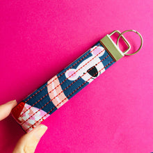 Load image into Gallery viewer, Wristlet Key Fob - Australian Animals
