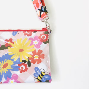 Busy Bee Purse Plus+ with Adjustable Strap