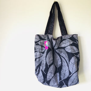 Lady Bug Spot - Maxi Reversible Tote