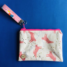 Load image into Gallery viewer, Wristlet Key Fob - Gather Pink
