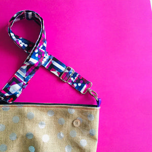 Adjustable Shoulder Strap - Be Kind Always