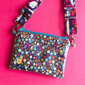 Purse Plus+ Strap - Ditsy Floral