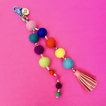 Load image into Gallery viewer, Pom Pom Charm - Double Pom 5