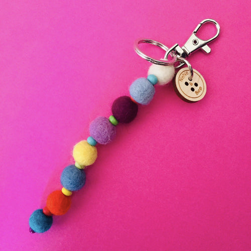 Pom Pom Charm - Single Pom mini 1