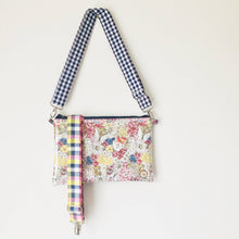 Load image into Gallery viewer, Purse Plus+ Strap - Gumnut babies Pink Floral