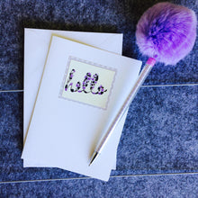 Load image into Gallery viewer, Hello Handmade - 5 Notecards